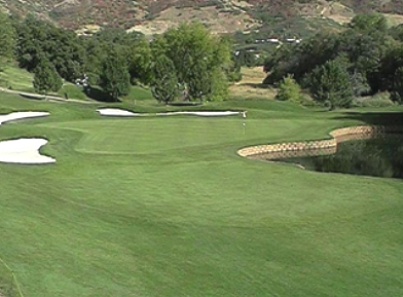 Valley View Golf Course, Layton, Utah, 84041 - Golf Course Photo