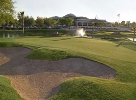 Scottsdale Silverado Golf Club, Scottsdale, Arizona, 85250 - Golf Course Photo