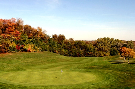 Huron Hills Golf Course,Ann Arbor, Michigan,  - Golf Course Photo