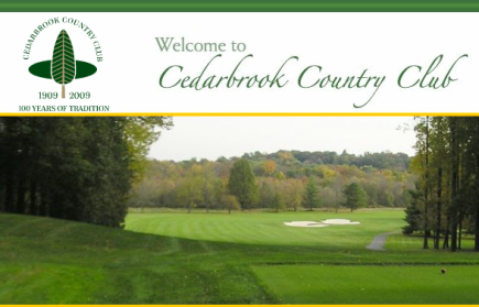 Cedarbrook Country Club, Blue Bell, Pennsylvania, 19422 - Golf Course Photo