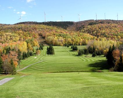 Mars Hill Country Club,Mars Hill, Maine,  - Golf Course Photo