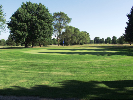 Blossom Trails, Regulation Course,Benton Harbor, Michigan,  - Golf Course Photo