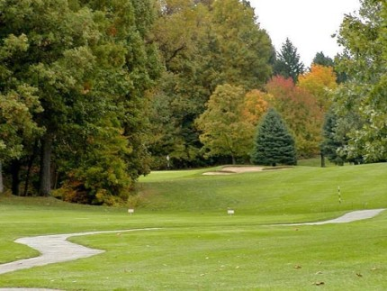 Lake Michigan Hills Golf Club,Benton Harbor, Michigan,  - Golf Course Photo