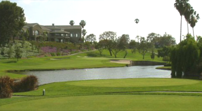 Golf Course Photo, Mesa Verde Country Club, Costa Mesa, 92626