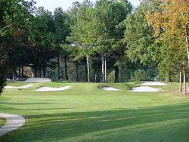 Golf Course Photo, Carmel Country Club, North Course, Charlotte, 28226