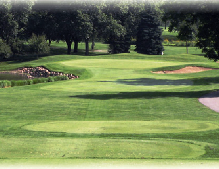 Golf Course Photo, Forest Hills Country Club, Rockford, 61114