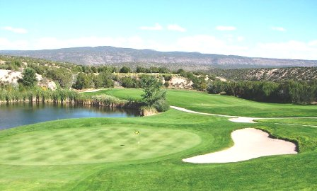 Pueblo De Cochiti Golf Course,Cochiti Lake, New Mexico,  - Golf Course Photo