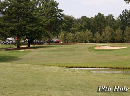 Pine Hill Country Club, Anniston, Alabama, 36207 - Golf Course Photo