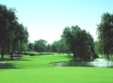Golf Course Photo, Mission Hills Country Club, Northbrook, 60062