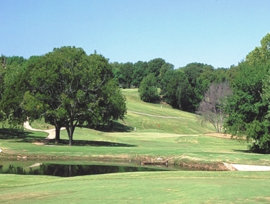 Brookhaven Country Club -Masters,Dallas, Texas,  - Golf Course Photo