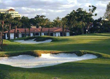 Jacaranda Golf Club, East Course,Plantation, Florida,  - Golf Course Photo