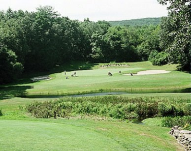 Farmington Woods Golf Course, Avon, Connecticut, 06001 - Golf Course Photo