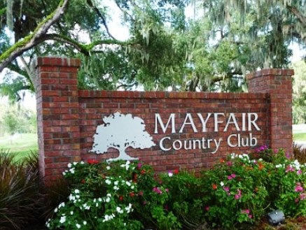 Mayfair Country Club,Sanford, Florida,  - Golf Course Photo