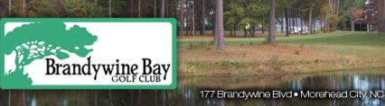 Golf Course Photo, Brandywine Bay Golf Club, Morehead City, 28557