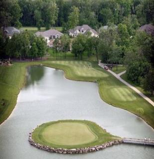 Golf Course Photo, Cherry Hill Golf Club | Cherry Hill Golf Course, Fort Wayne, 46835