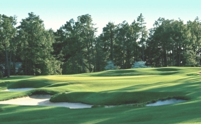 Pinehurst Resort & Country Club -No.2,Pinehurst, North Carolina,  - Golf Course Photo