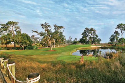 King and Prince Golf Course,Saint Simons Island, Georgia,  - Golf Course Photo