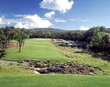 Hills Country Club, The -Falls,Austin, Texas,  - Golf Course Photo