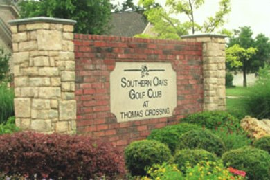 Southern Oaks Golf Club,Burleson, Texas,  - Golf Course Photo