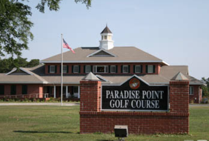 Paradise Point Golf Course -Gold,Camp Lejeune, North Carolina,  - Golf Course Photo