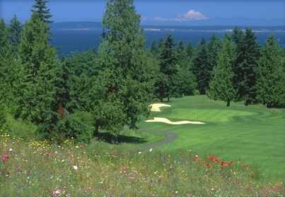 Golf Course Photo, Port Ludlow Resort, Port Ludlow, 98365