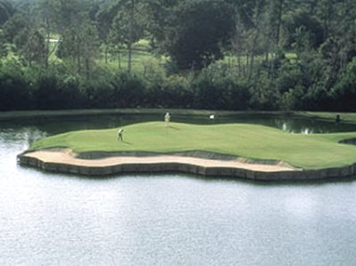 The Colony at the Grand - Azalea,Fairhope, Alabama,  - Golf Course Photo