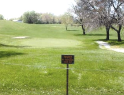 Carriage Hills Country Club, CLOSED 2005, Eagan, Minnesota, 55123 - Golf Course Photo