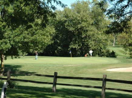 Buena Vista Golf Course,De Kalb, Illinois,  - Golf Course Photo