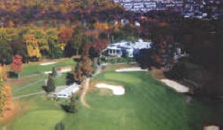 Knoll East Country Club, East Course,Parsippany, New Jersey,  - Golf Course Photo