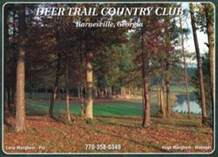 Deer Trail Country Club,Barnesville, Georgia,  - Golf Course Photo