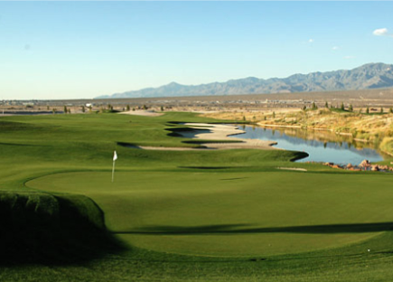 Golf Course Photo, Mountain Falls Golf Club, Pahrump, 89061
