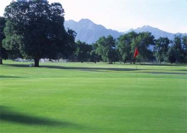 Nibley Park Golf Course, Salt Lake City, Utah, 84106 - Golf Course Photo
