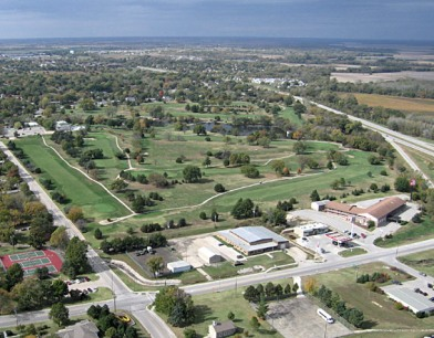 Emporia Country Club,Emporia, Kansas,  - Golf Course Photo