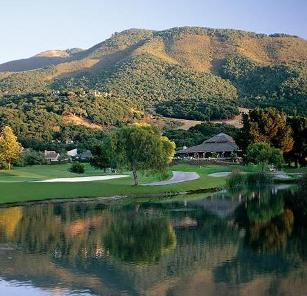 Carmel Valley Ranch Resort, Carmel, California,  - Golf Course Photo
