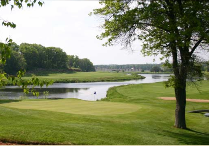 Trappers Turn Golf Club, Wisconsin Dells, Wisconsin, 53965 - Golf Course Photo