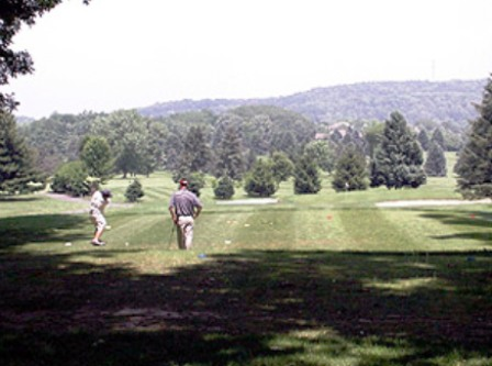 Woodland Hills Country Club, CLOSED 2009,Hellertown, Pennsylvania,  - Golf Course Photo