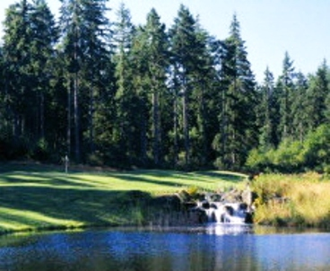 Golf Club At Hawks Prairie, The Woodlands,Lacey, Washington,  - Golf Course Photo