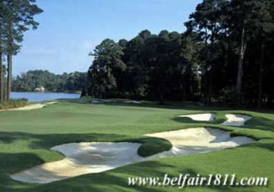 Belfair Golf Club, West Course,Hilton Head Island, South Carolina,  - Golf Course Photo