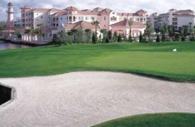 Faldo Golf Institute By Marriot,Orlando, Florida,  - Golf Course Photo