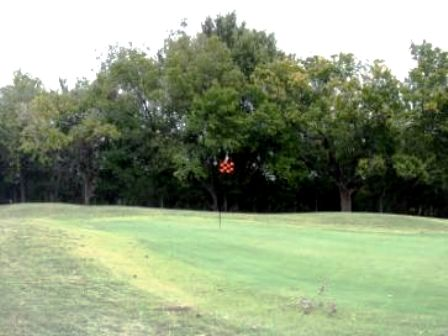 The Links At Mustang Creek,Yukon, Oklahoma,  - Golf Course Photo