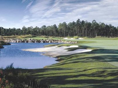Golf Course Photo, Ocean Ridge Plantation, Leopards Chase, Ocean Isle Beach, 28469