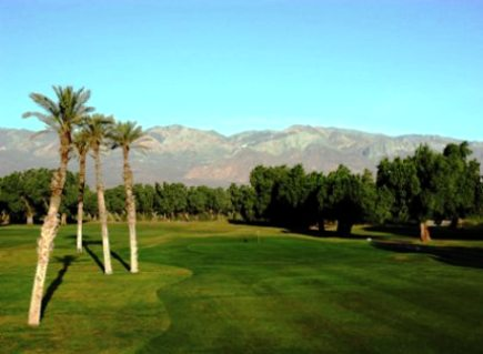 Golf Course Photo, Furnace Creek Inn & Ranch Resort, Death Valley, 92328