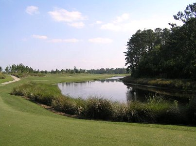 Golf Course Photo, The World Golf Village, King & Bear Course, Saint Augustine, 32092