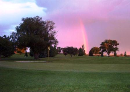 Gooding Golf Course, Gooding, Idaho, 83330 - Golf Course Photo