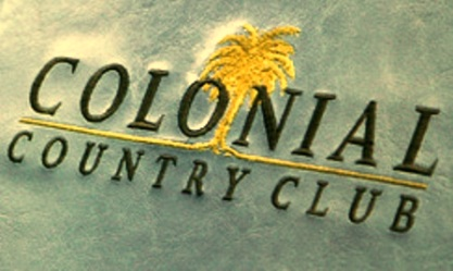 Colonial Country Club,Thomasville, North Carolina,  - Golf Course Photo