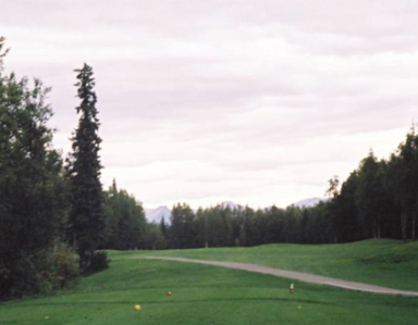 Eagleglen Golf Course, CLOSED 2014,Elmendorf AFB, Alaska,  - Golf Course Photo