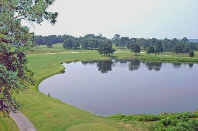 Country Club Of Virginia, Tuckahoe Creek Golf Course,Richmond, Virginia,  - Golf Course Photo