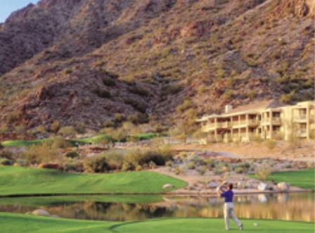 Golf Course Photo, Phoenician, The