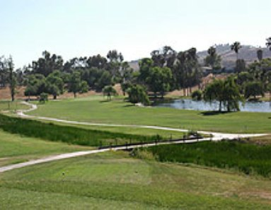 San Luis Rey Downs Golf & Country Club, CLOSED 2014, Bonsall, California, 92003 - Golf Course Photo