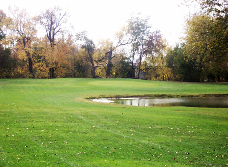 Golf Course Photo, Lakeside Golf Course, Nine Hole, Fort Wayne, 46805